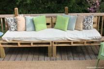 Pallet Sofa - Amber Tysl