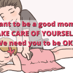 mom vacations self care quote