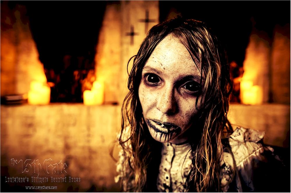 Haunted Attractions  The Queen of Scream
