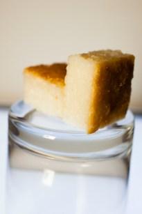 Kanom Ba Bin (coconut cake)