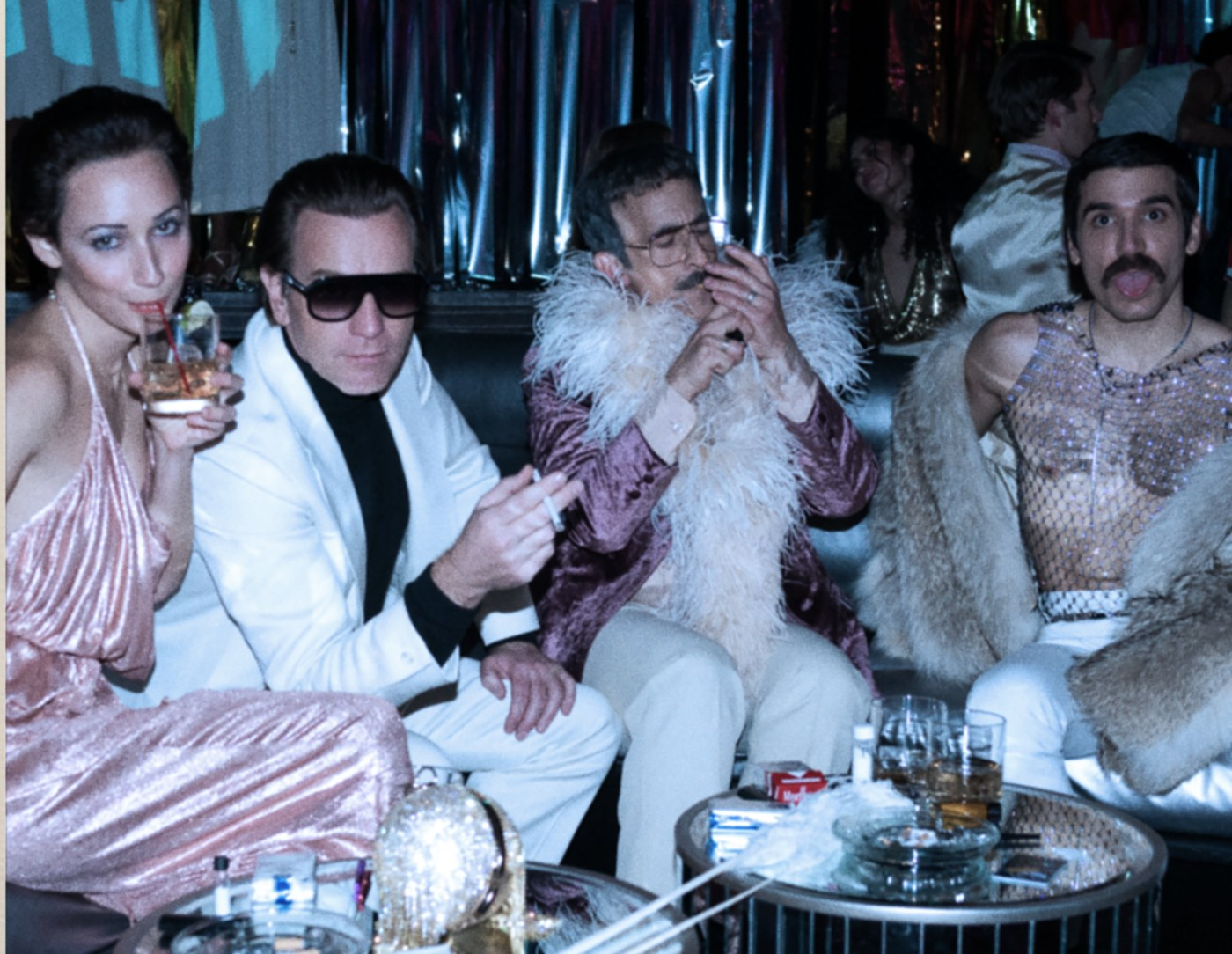 First look at Netflix limited series Halston starring Ewan McGregor with  Warhol-inspired Polaroids – The Queer Review