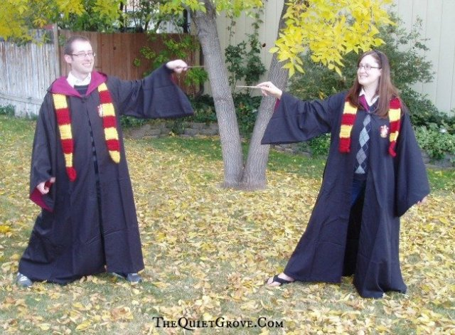 Ollivander's Wand Shoppe: How to make perfect Harry Potter Wands