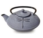 Old Dutch Cast Iron Placidity Teapot, 26-Ounce, Lavender