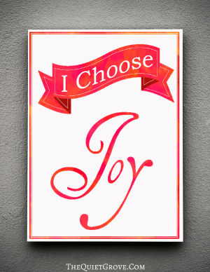 What will Your Theme Word be for 2016 (Mine is Joy)