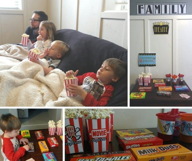 How To Throw An Epic Family Movie Night