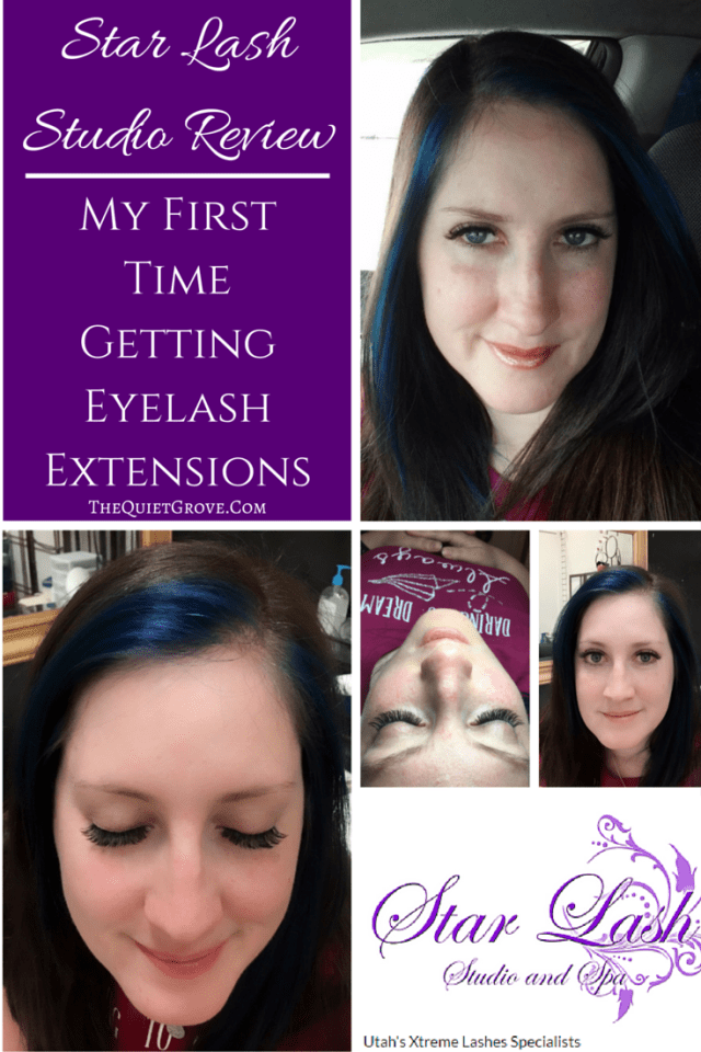 Star Lash Review- My First Time Getting Eyelash Extensions