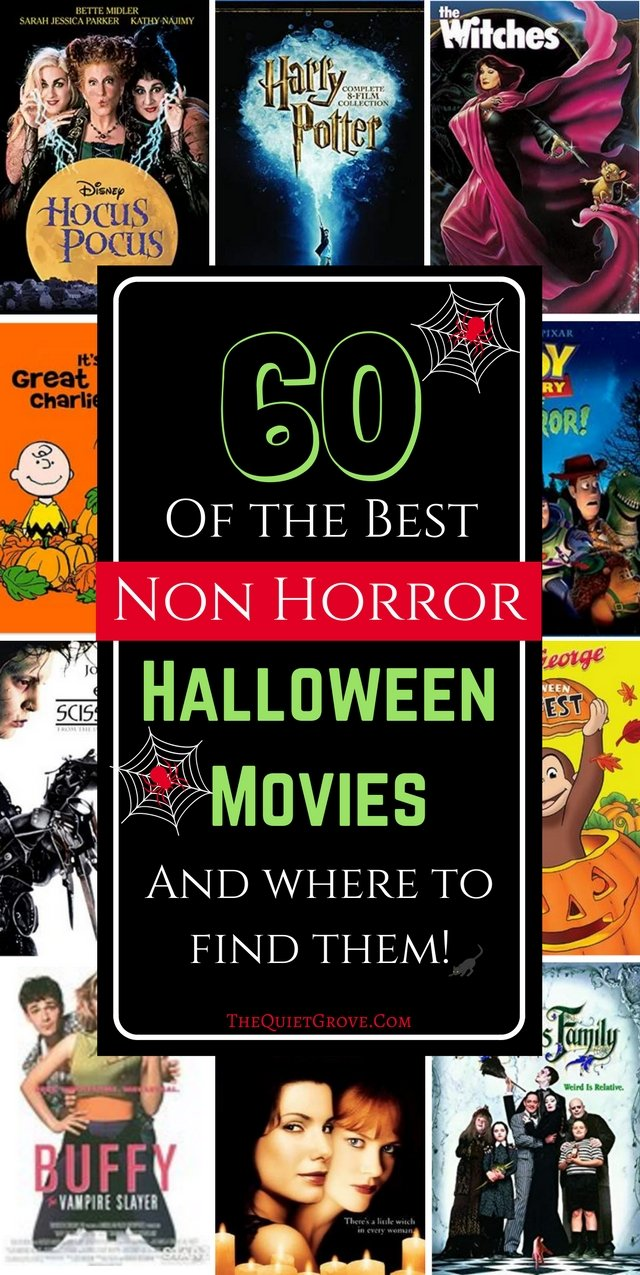 The Ultimate List of Family Friendly Halloween Movies ⋆ The Quiet ...