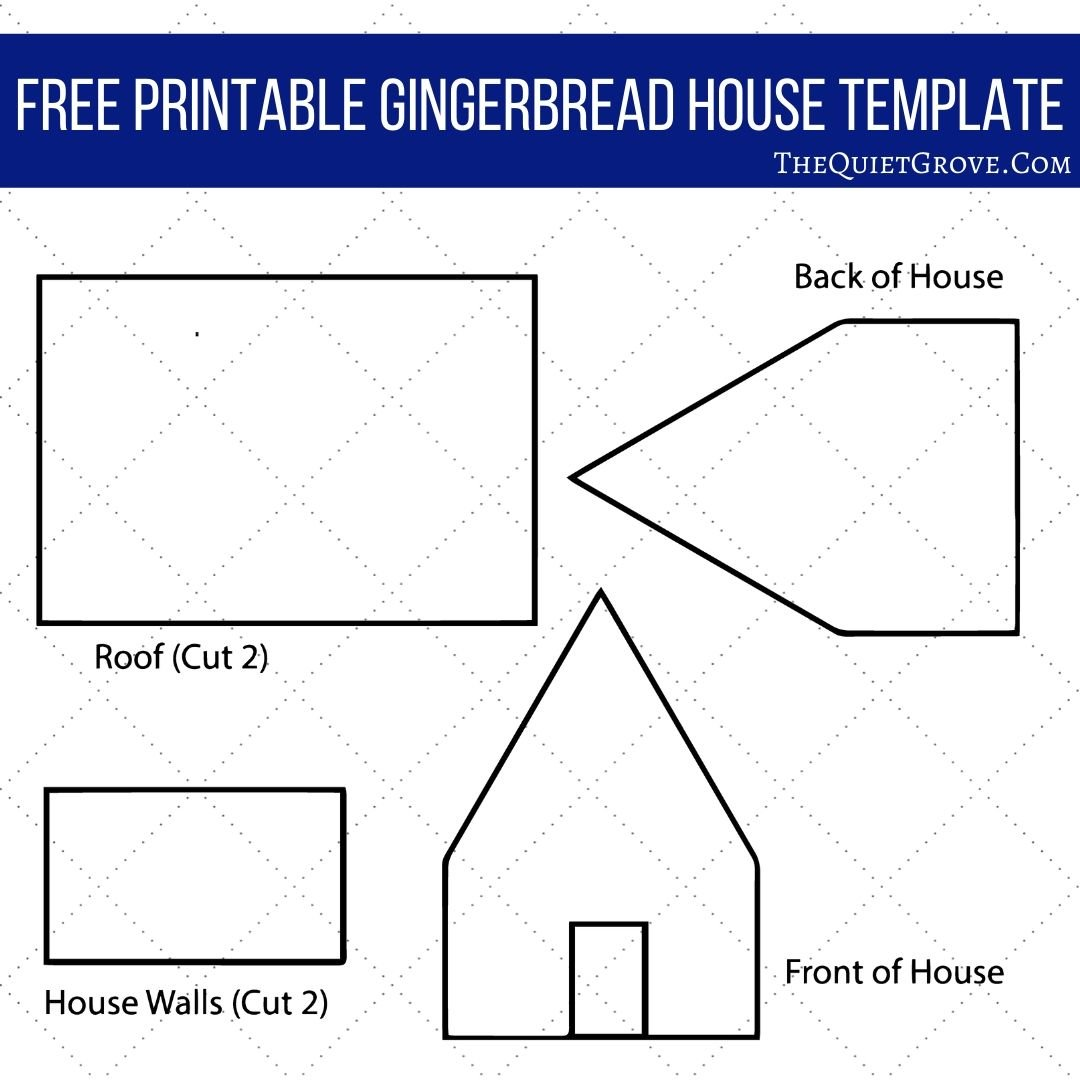 7 Steps For Making A Gingerbread House From Scratch