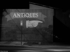 Antiques that way