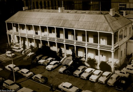 The Mint in the late 1960's.