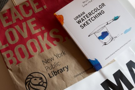 Books from NYC