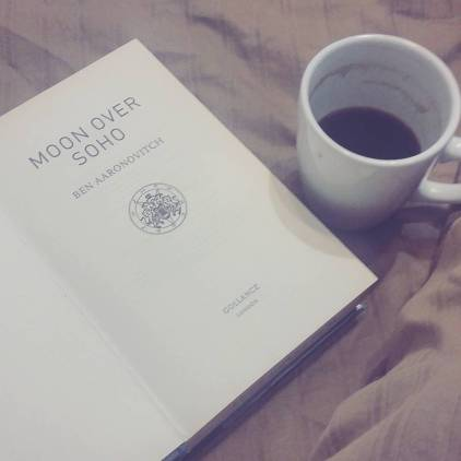 Books + coffee pt 1