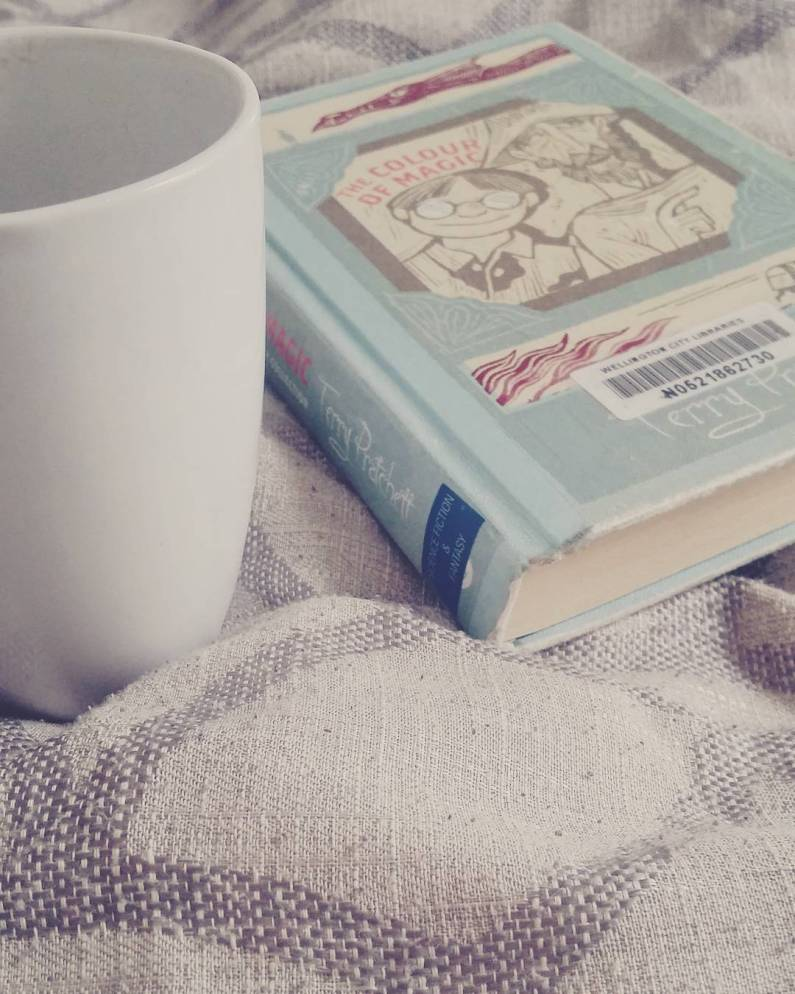 Books + coffee pt 2