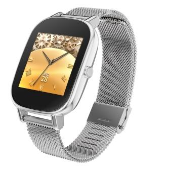ASUS ZenWatch 2 (WI502Q)_Silver +Metal strap