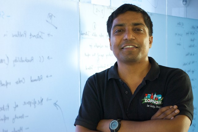 Mukesh Singh - Founder of Zop Now