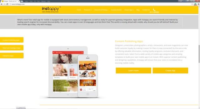 Content Publishing App