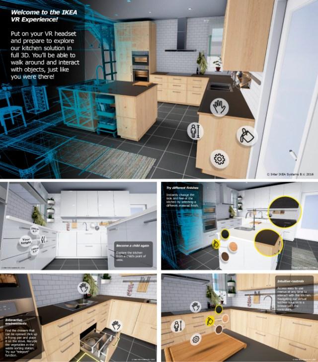 IKEA VR Kitchen