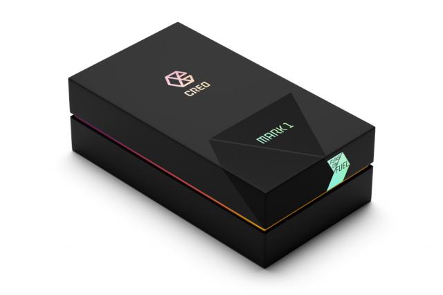 CREO Mark 1 Packaging