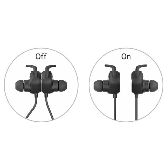 Headphones Close Up