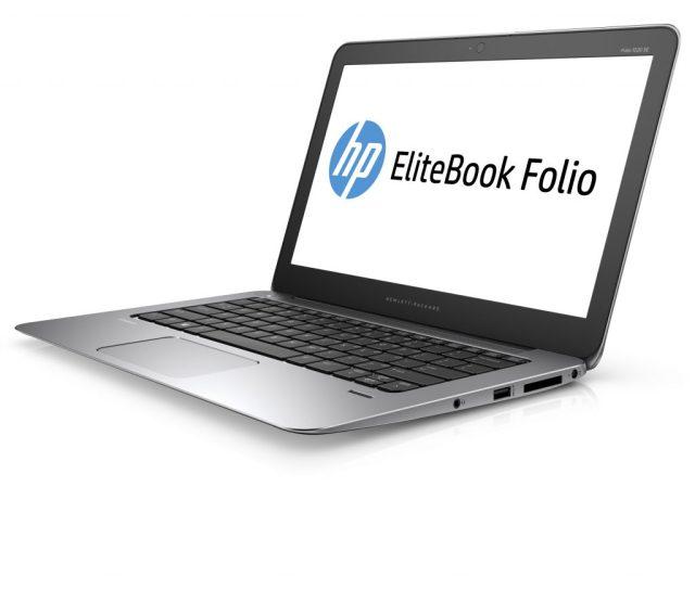 HP EliteBook Folio 1020 G1 Special Edition (non-touch), left facing