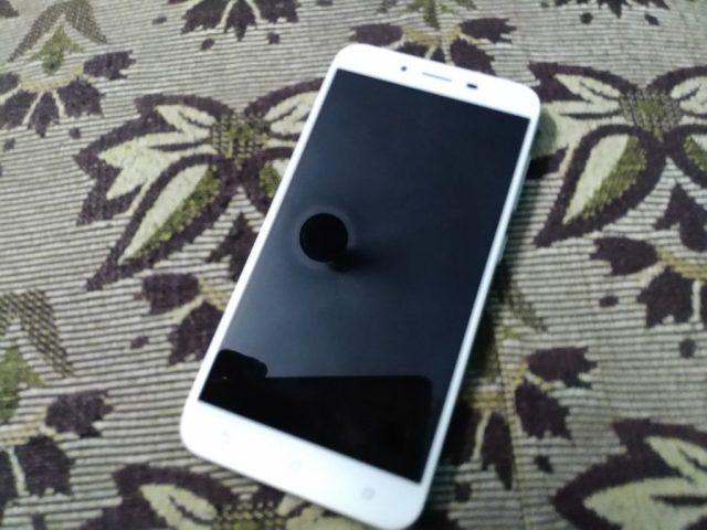Zenfone 3 Max Front