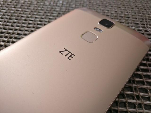 ZTE Blade A2 Plus Camera