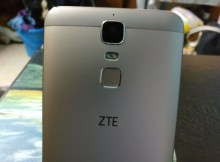 ZTE Blade A2 Plus Camera Back