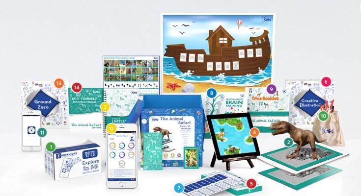 kompanion-kube products