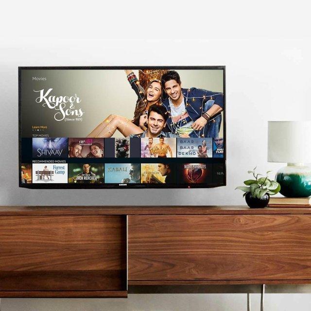 Amazon Fire TV Programming