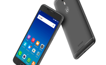 Gionee A1 Front And Back