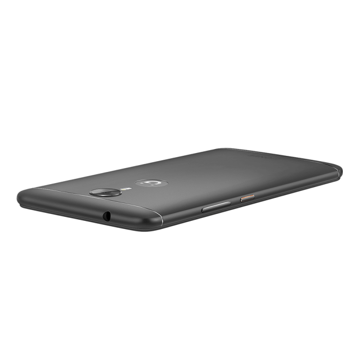 Gionee A1 Rear View Lying Down