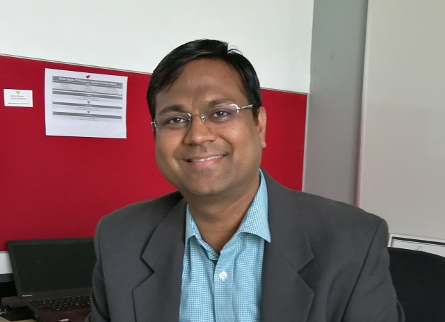 Mitesh Agarwal - VP and India CTO, Oracle