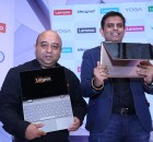 Lenovo Consumer Portfolio Launch - From Left to Right - Diptesh Ghosh, Director Consumer Products, & Rajesh Thadani, Executive Director, Consumer Business