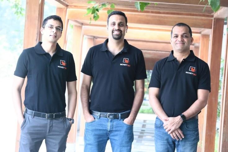 L-R- Kunal Varma, Anuj Kacker, Bala Parthasarathy