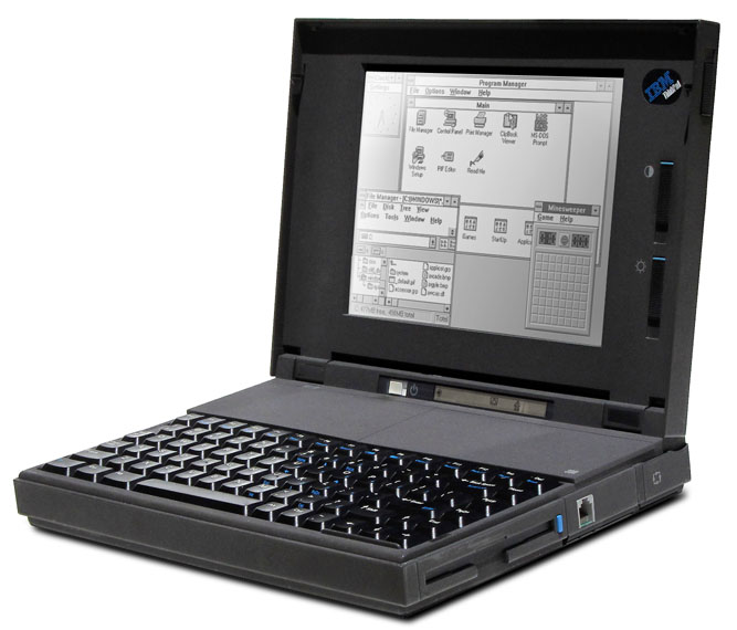 IBM Thinkpad 700c