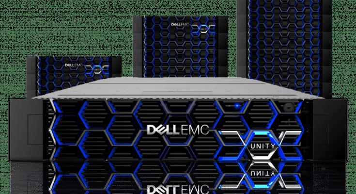 Dell EMC Unity Storage Family