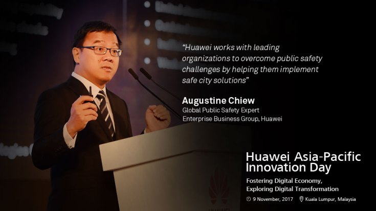 Huawei Smart Policing