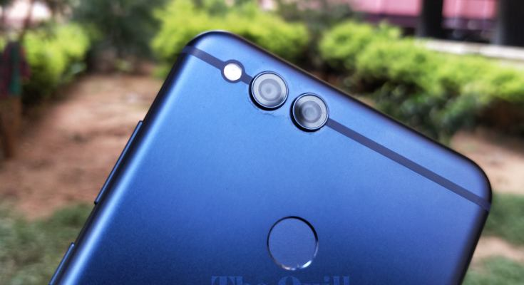 Honor 7X Rear Camera