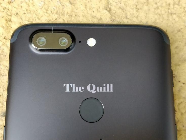OnePlus 5T Dual camera