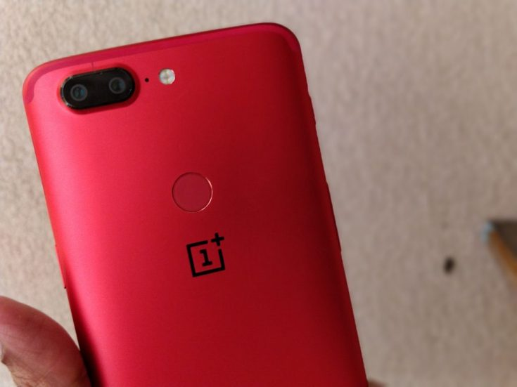 OP5T Lava Red