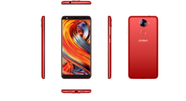 COMIO X1- Hot Red