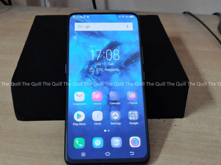 Vivo Nex Display