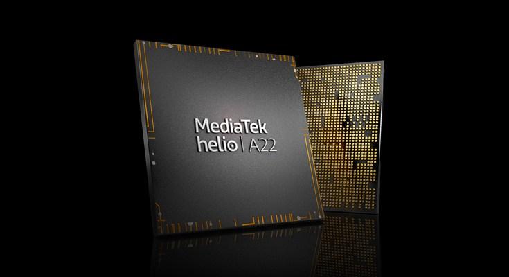 MediaTek Helio A22 Chipset