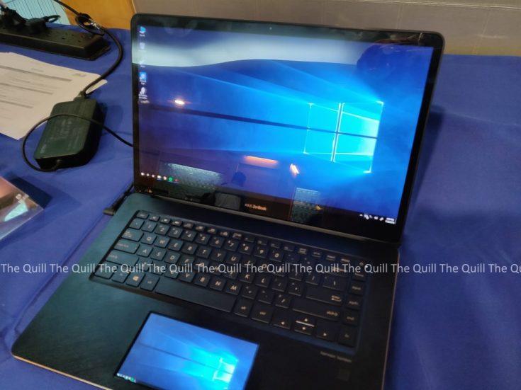 Zenbook Pro With SceenPad