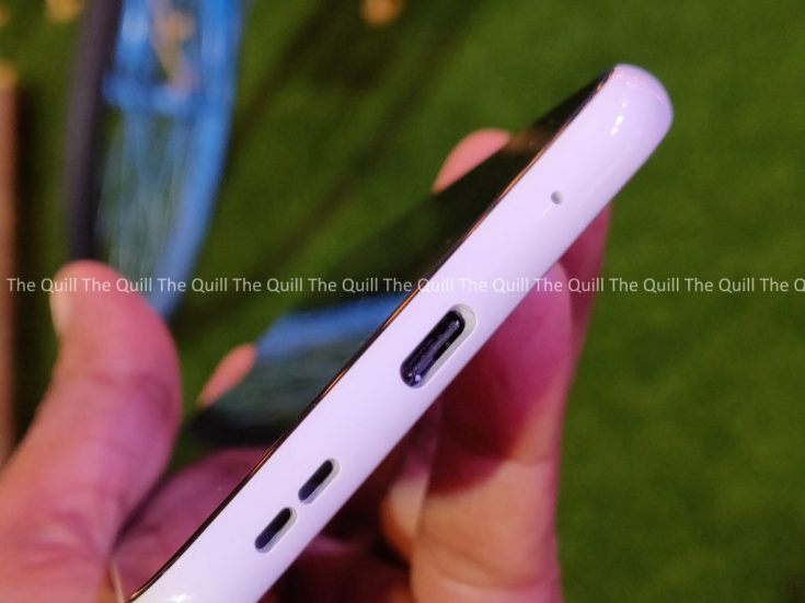 Nokia 5.1 Plus Side View