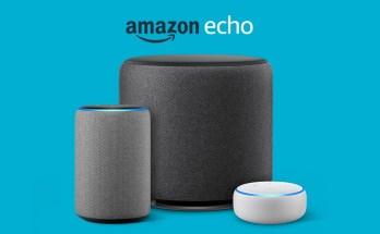 New Amazon Echo Devices