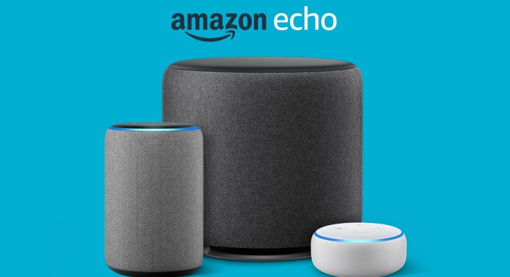 New Amazon Echo Devices