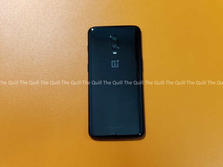 OnePlus 6T Rear View