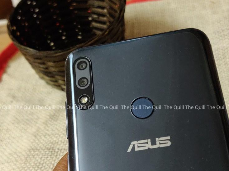 ASUS Zenfone Max Pro M2 Rear Camera