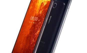 Nokia 8.1 Iron Steel -Blue Silver